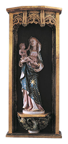 Madonna in Tabernacle